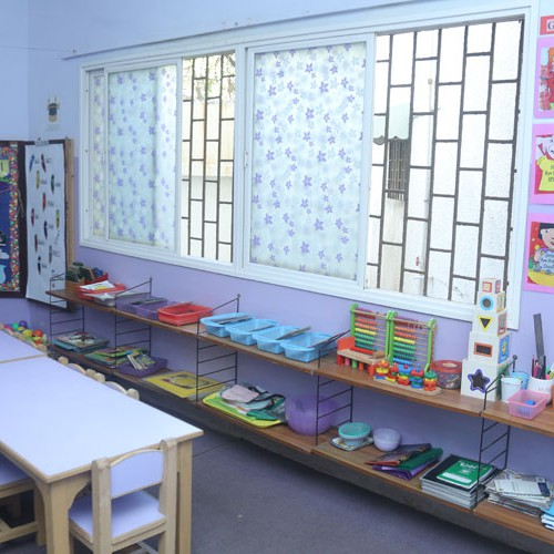 DHACSS Kids Campus - Class Room